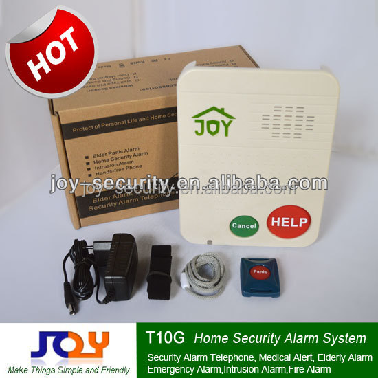 Outdoor Security Systems,Auto Dialer Alarm,Remotely Accept Incoming Calls