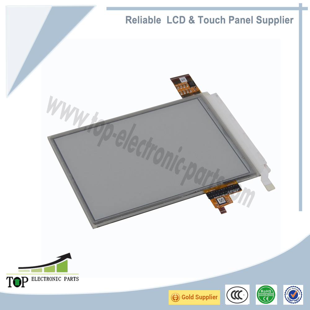 Original new 6'' PVI ED060XC3(LF)T1 E-ink LCD screen display with touch screen digitizer backlight