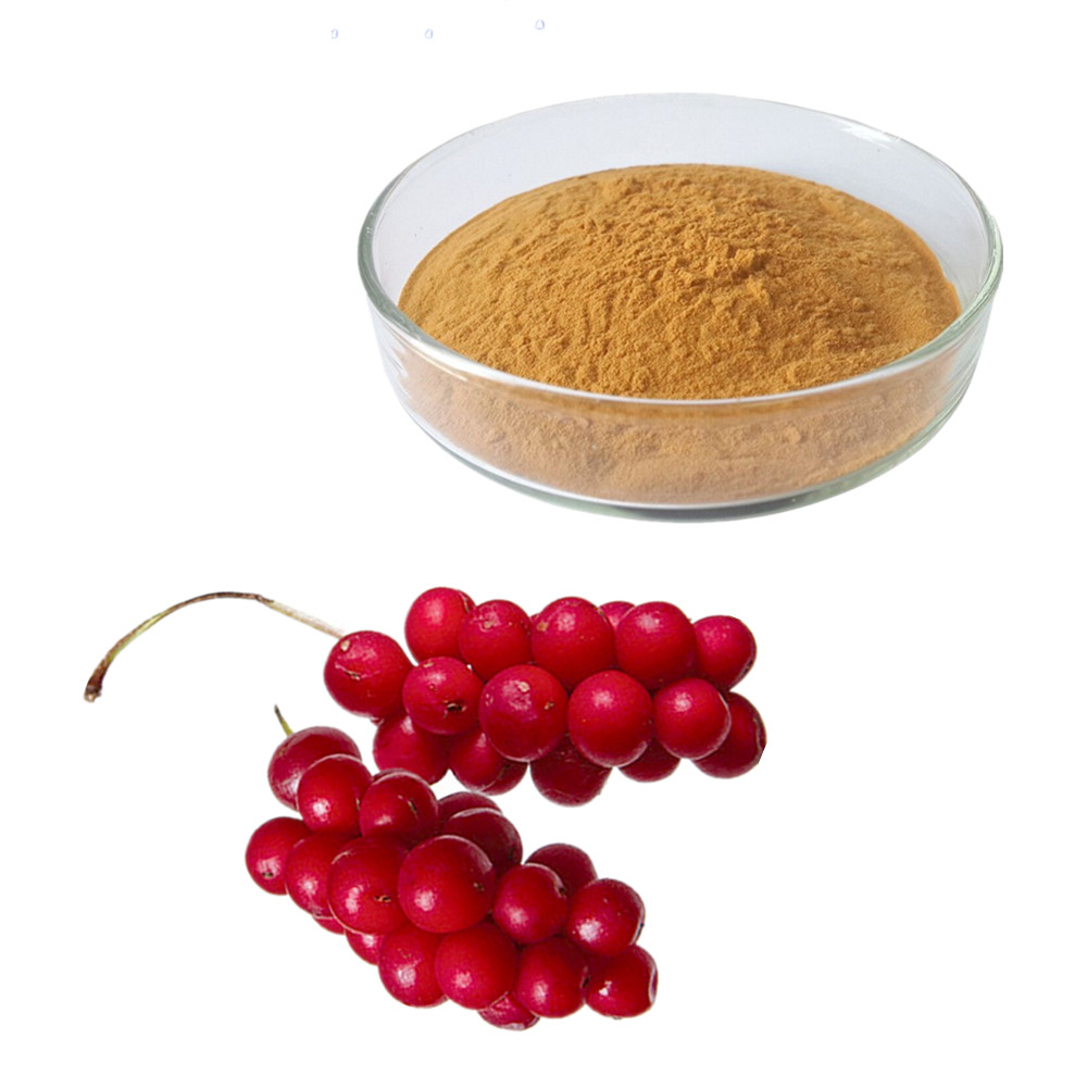 Best Selling natural schisandra chinensis extract