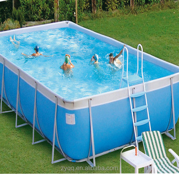 Custom Size Durable Plastic Inflatable Frame Swimming Pools Prices - Buy  Frame Pool,Plastic Inflatable Swimming Pools Prices,Frame Swimming Pool ...