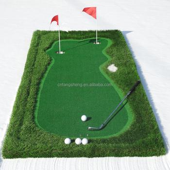 Indoor Putting Green/mini Golf/golf Praxis Matte Für Wasser Oder ...