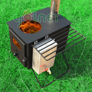 Wholesale wood burner/wood stove camping/solid fuel camping stove