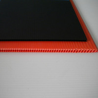 2mm 3mm 4mm 5mm 6mm Corrugated plastic sheet 4x8/ Coroplast with low price