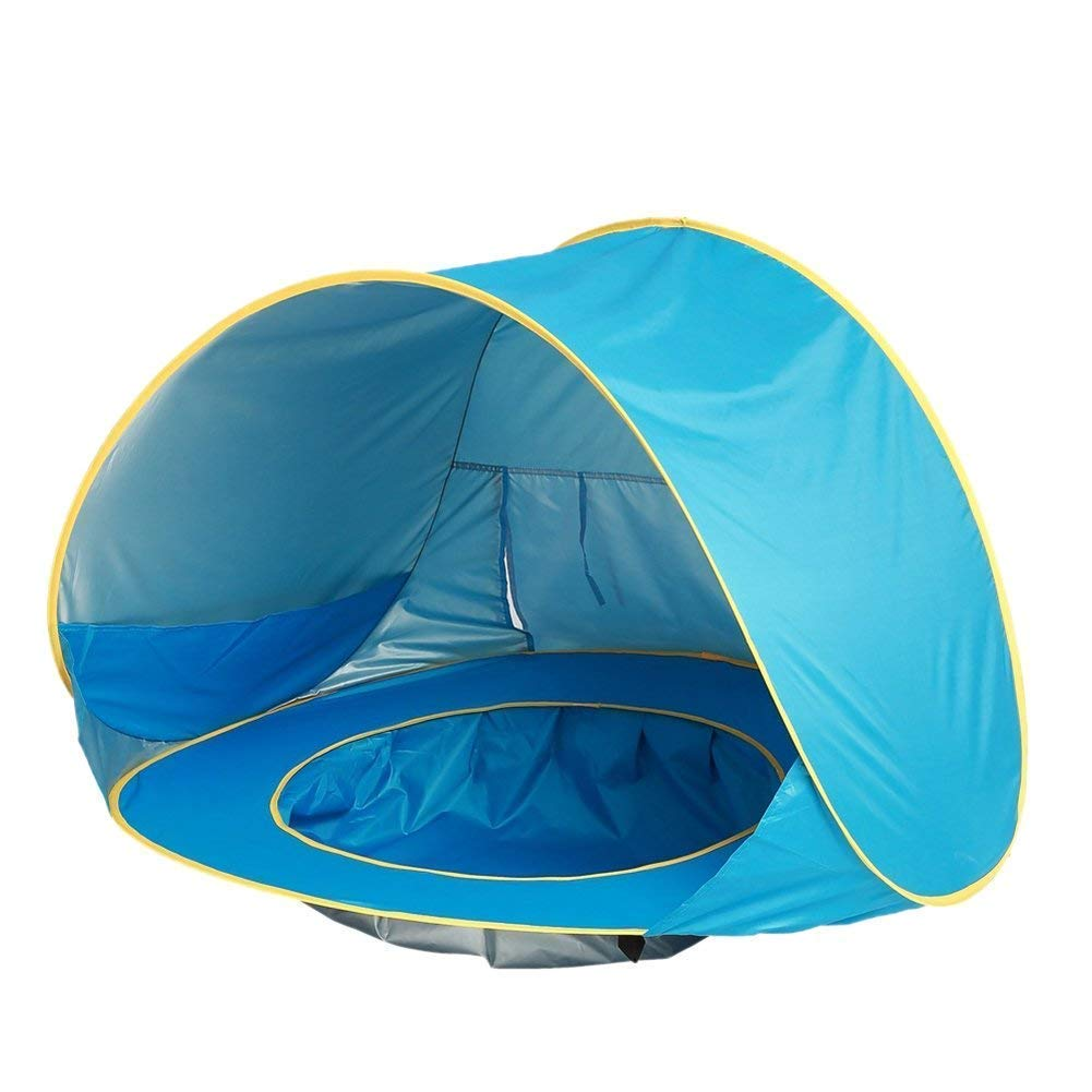 Get Quotations · Baby Beach Tent Pop Up Portable Shade Pool UV Protection Sun Shelter for Infant (Blue  sc 1 st  Alibaba.com & Cheap Sun Shade Tent For Baby find Sun Shade Tent For Baby deals on ...