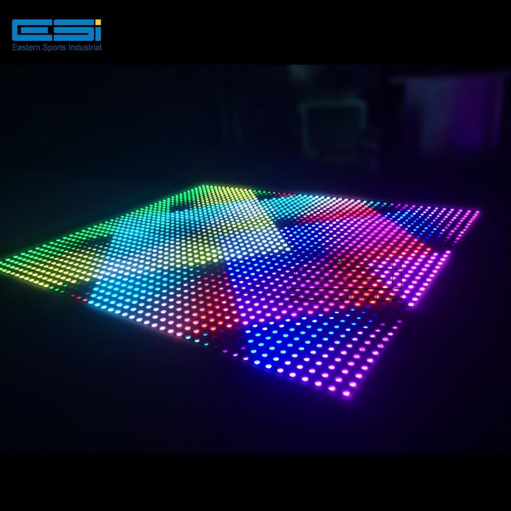 Light Up Portable Disco Dance Floor