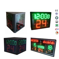 Best price 24 second shot clock for mini basketball game