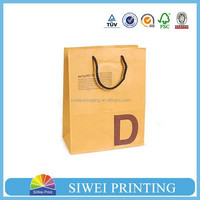 Made In China Hot-Sale cute distinguished thin paper bags packaging