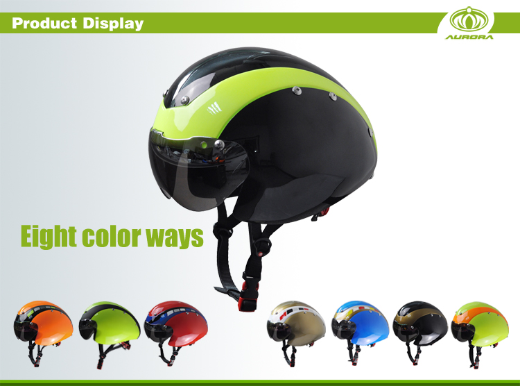 AU-T01 professional bicycle TT helmet, new developed racing TT cycle helmet