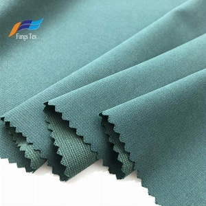 Outdoor clothing using plain chain weave design polyester elastane 4 way stretch types of jacket fabric material lacost