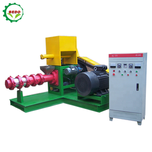 Hot selling industrial full fat soya extruder for animal feed making use with CE 008618137673245