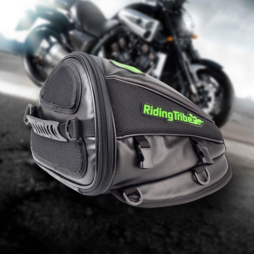 ef4690411163 Get Quotations · Motorcycle Backseat Bag