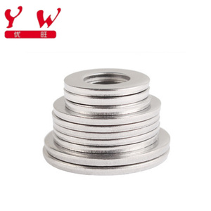 China selling stainless steel 304 flat washer