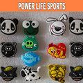 Free shipping Cartoon Animals Tennis Racket Vibration Dampener with Wholesale Price