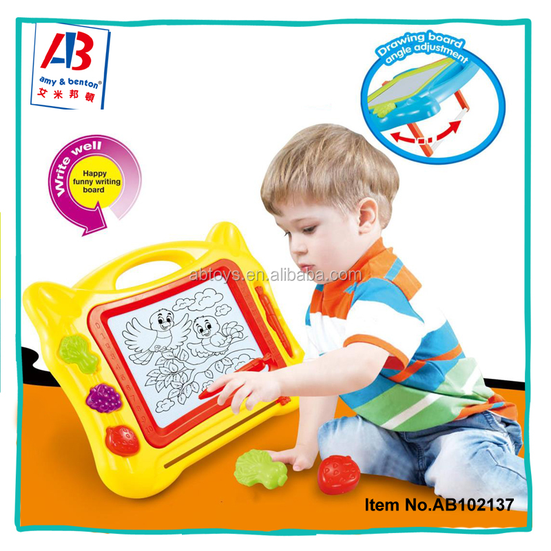 Amy& Benton Magnetic Painting Board Toddler Toy