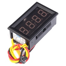 YB27T LED Display Car Digital Clock 5 V 9 V 12 V Auto luminoso <span class=keywords><strong>Orologio</strong></span> Sul Cruscotto Accessori Moto Auto Elettrica <span class=keywords><strong>orologio</strong></span> Timer Digitale