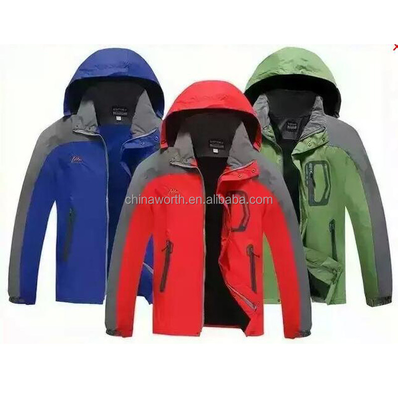 cheap price windproof surplus stock jacket