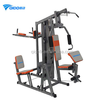 Krafttraining Multi Fitnessgerate Deluxe Home Gym 3 Stationen Hause