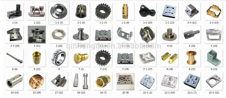 Oem Cnc Machined Manufacturer Aluminum Robot Parts Buy