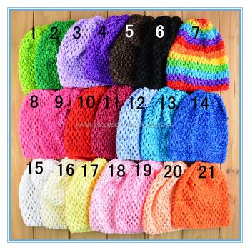 Multi Colori Regalo Colorato Set Di Fantasia Crochet Neonato