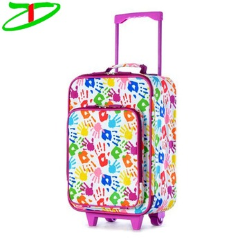 Fashion Design Children Luggage Kids Trolley Travel Bag Child For