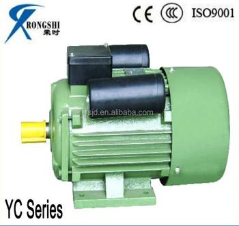 yc-802-4 series single 0 5hp electric motor wiring diagram