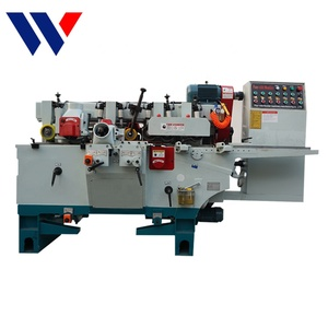 Low Price Woodworking Machine Sliding Table Spindle 4 Four Side Wood Planer Moulder For Sale