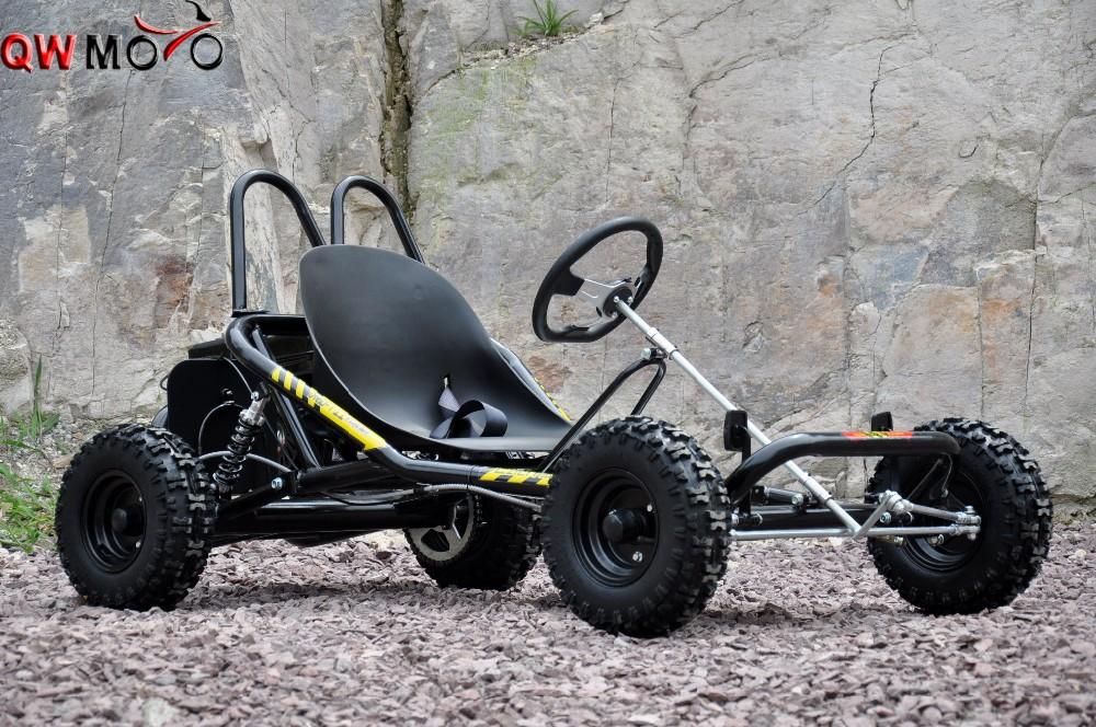 200cc 6.5hp Gas Powered Racing Go Kart Actualizado 4 Ruedas Qwmoto ...