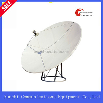 2015 New Design C Band 8 Feet Satellite Dish Antenna Used Outdoor ...