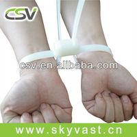 Cheaper durable plastic handcuff key