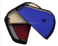 car safety seat belt adjuster restraint device / seat belt clip car accessories