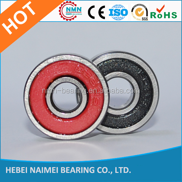 626 zz 2rs bearing unit 6x19x6 mm ball bearing 626