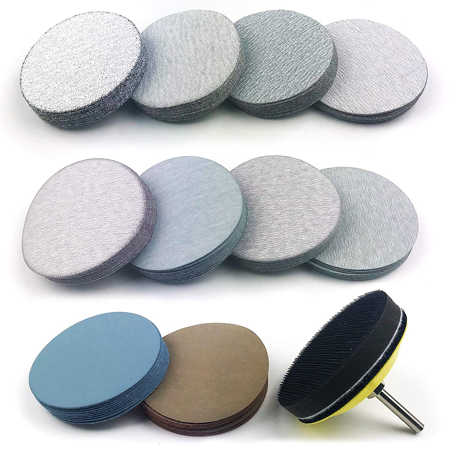 6 Cases 524 1 in x 1 in x 3//16 in Standard Abrasives S//C Unitized Wheel 852405 10//Case