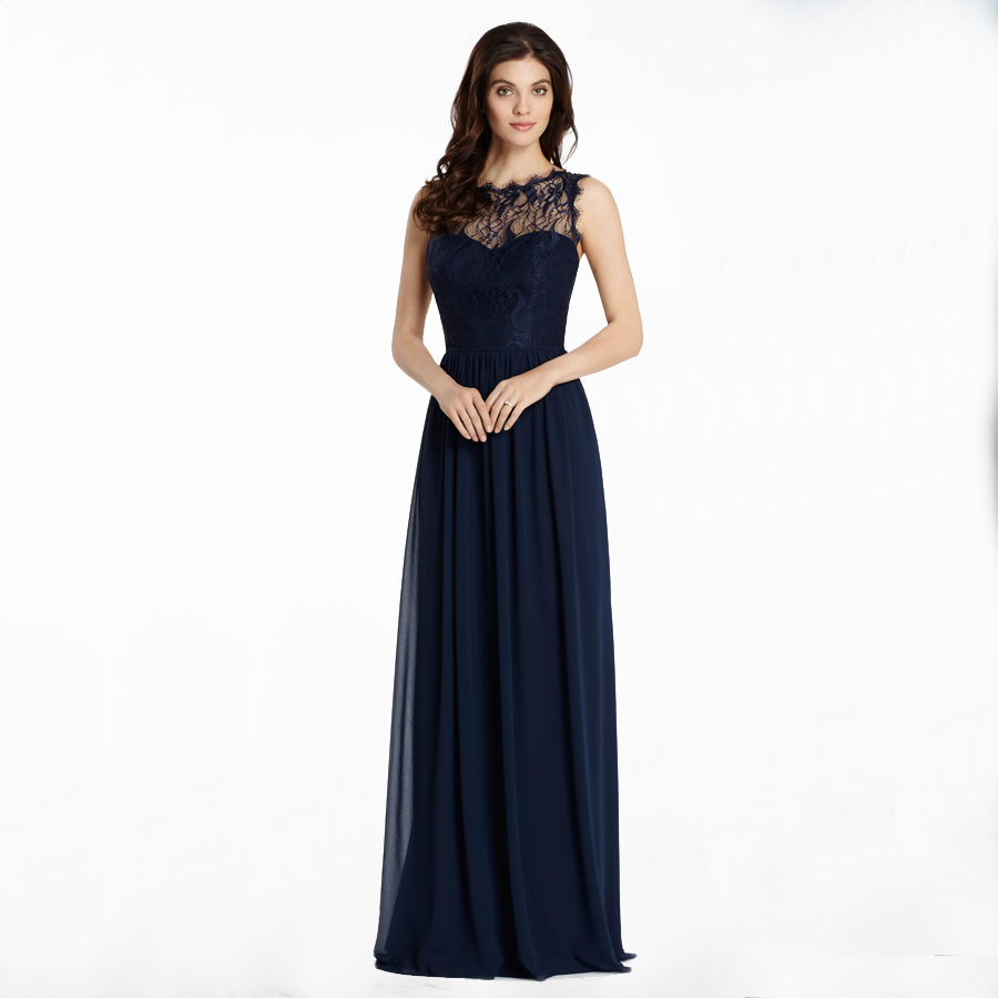 Long Gowns For Wedding Guests: Garden Wedding Dresses For Guests Promotion-Shop For