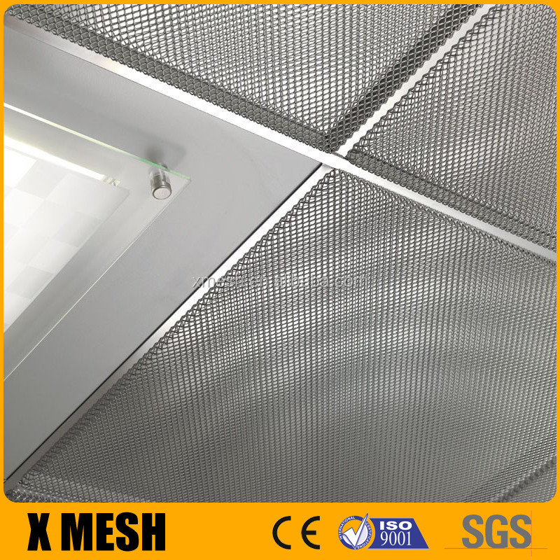 Steel- Cold Rolled Standard Expanded Metal For Architectural ...