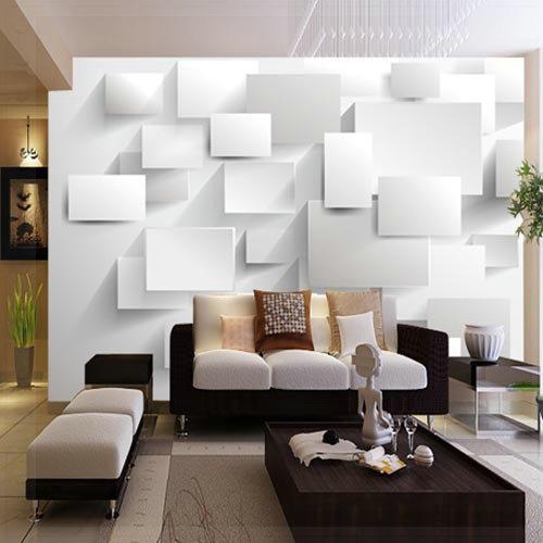 papier peint decoratif salon design accueil design et mobilier. Black Bedroom Furniture Sets. Home Design Ideas