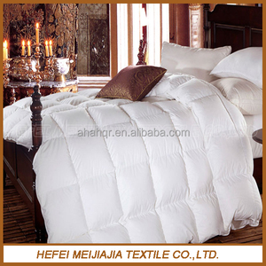 Hot sale goose down alternative comforter from china factory
