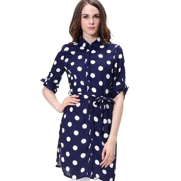 e629813ee40 Wholesale Guangzhou Price Latest Long Tops Designs Girls Shirts ...
