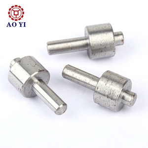 Leading the fashion trend front cnc mechanical parts