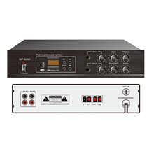 Minsound MP-6060 60 W <span class=keywords><strong>audio</strong></span> <span class=keywords><strong>amplifier</strong></span> dalam sistem alamat publik