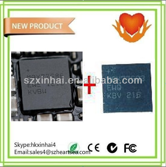 Original New MAX77686 + MAX77693 supply chip power ic for Samsung i9300
