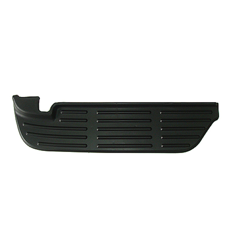 Crash Parts Plus FO1191113 Rear Bumper Step Pad for 99-07 Ford F Super Duty
