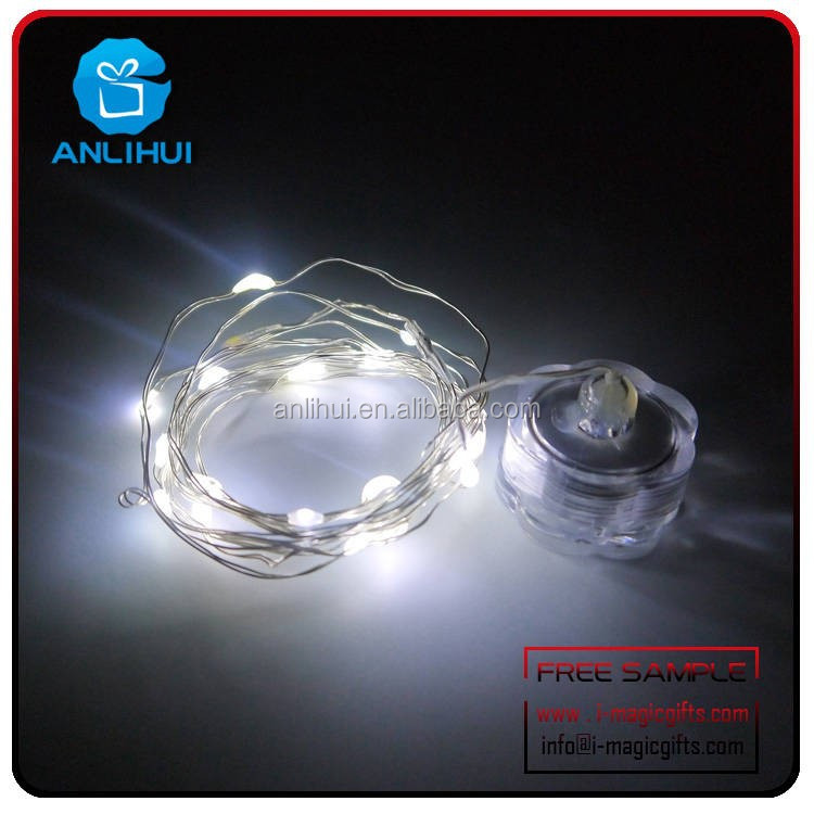Color Changing Flashing Blub Waterproof Flexible Led Light String