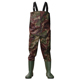 Hotsales Customized Design Men Fishing Hunting Breathable Camo Chest Waders