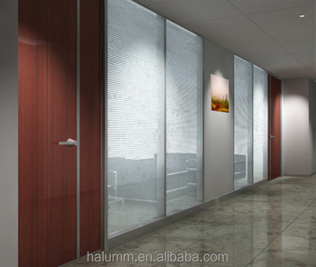 Soundproof Interior Sliding Door Room Dividers Conference Divider Waiting Exterior Curtain Wall Used