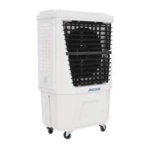 Easy Portability Strong Wheels General Air Conditioner Fan Outdoor Water Air Cooler
