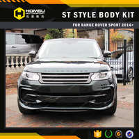 Car tuning parts high quality star-tech design PP material high quality best selling body kit for land~rover sport 2014 2015
