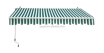 (Half Cassette Awning) Canvas Covering Walmart Deck Canopy CZCH 4030 Q12