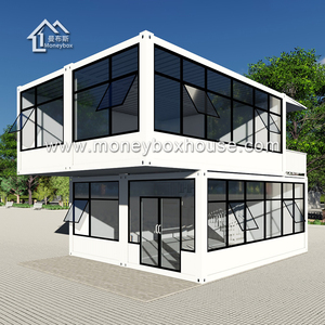 Beautiful Design Prefab Container House/Office/Cafe
