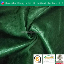 Hot sale new product fashion Luxurious polyester diamond velour fabric wholesale for Sofa