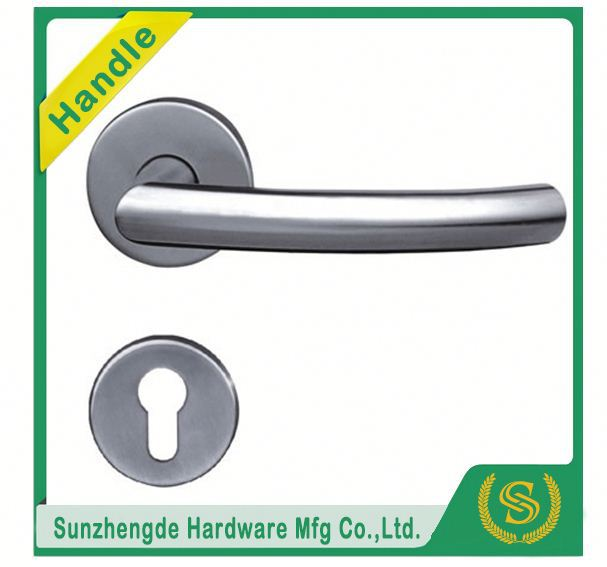TC STH-111 Hand Made Classical Design Stainless Steel Round Pipe Tube Door Handle